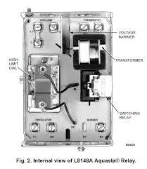honeywell aquastat relay l8148e wiring diagram wiring diagram honeywell aquastat l6006c wiring auto diagram