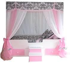 Canopy Bed For Toddler Girl Toddler Bed Canopy Girl Toddler Girl ...
