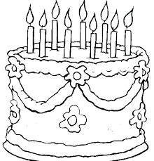 Coloring Pages For Birthday Campzablaceinfo