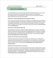 Construction Proposal Template Free Download Henrycmartin Com