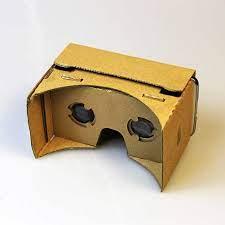 Thương Hiệu Mới Tự Làm Kính Thực Tế Ảo Google Cardboard VR Điện Thoại Di  Động 3D Nhìn Mắt Kính 5.0