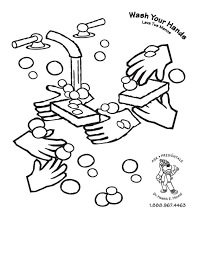 Small Picture cleanliness hygiene germs Colouring Pages weekly plan Pinterest