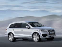 2007 Audi Q7 Pictures, History, Value, Research, News ...