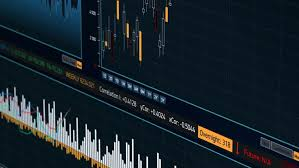 Stock Exchange Real Time Chart Stock Footage Video 100 Royalty Free 17491636 Shutterstock