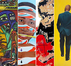 painting african contemporary contemporary african art gallery features paintings by some of the