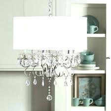 chandeliers burlap drum shade chandelier medium image for crystal sputnik lamp shades extraordinary with beautiful