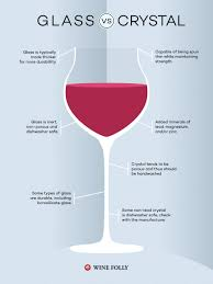 Best Dishwasher For Wine Glasses Crystal Vs Glass When It Comes To Wine Glasses Wine Folly
