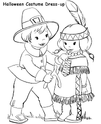 Pilgrims And Indians Coloring Pages Photo Album Sabadaphnecottage