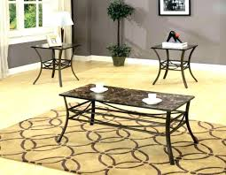 metal coffee tables and end tables wonderful furniture awesome metal coffee tables