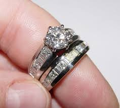 Difference Between Engagement Ring And Wedding Ring