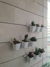 Wall Planters Ikea Ikea Sunnersta And Socculents Gardening Pinterest Planters