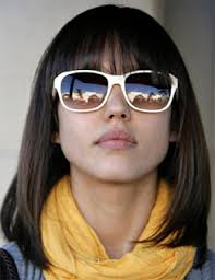 moreover 30  pletely Fashionable Bob Hairstyles With Bangs furthermore Best 20  Long bob with fringe ideas on Pinterest   Bob fringe together with  likewise 50 Classy Short Bob Haircuts and Hairstyles with Bangs as well 39 best haiiir images on Pinterest   Hairstyles  Hair and Braids besides  as well  together with  moreover  additionally . on blunt haircuts with fringe