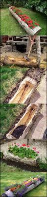 Tree Stump Seats Top 25 Best Tree Trunks Ideas On Pinterest Log Planter Tree