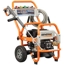 GENERAC 5993 & 5994 PRESSURE WASHER REPLACEMENT PARTS