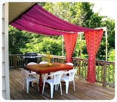 diy outdoor shade canopy ideas about deck canopy on patio shade canopies deck beautiful backyard shade