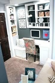 turn closet into office. Turning Extra Bedroom Into Closet Turn Office A