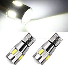 Led Light Heat Generation Details About 2x T10 501 194 W5w 5630 Led 6 Smd Car Hid Canbus Error Free Wedge Light Bulb 12v