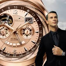 zenith watches channel all the owner of the zenith watch has to do is to set the city he finds himself in at twelve noon and activate the crown placed at 11 o clock