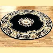 circle area rugs good pattern for rug elegant medallion round design