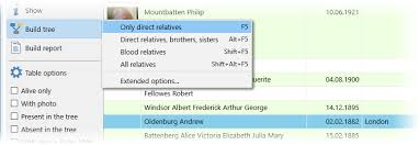 Family Tree Software Build Your Family Tree Offline With Agelong