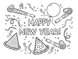 new moon phases coloring sheet free 1b happy new year coloring pages