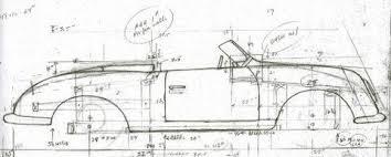porsche no1 356 roadster build diagram vintage porsche s porsche no1 356 roadster build diagram