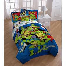 Ninja Turtle Bedding