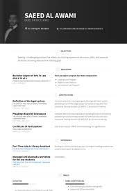 Library Associate Sample Resume Classy Part Time Resume Samples VisualCV Resume Samples Database