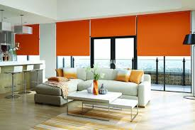 roman blinds on french doors. Plain Roman Roller Blind In Roman Blinds On French Doors D