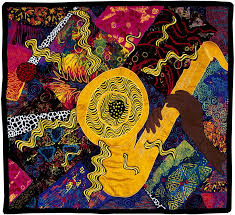 Textural Rhythms: Constructing the Jazz Tradition—Contemporary ... & Textural Rhythms: Constructing the Jazz Tradition—Contemporary African  American Quilts | American Folk Art Adamdwight.com