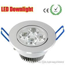 china high quality led retrofit recessed lighting fixture spotlight led ceiling light 5w led downlight indoor lighting