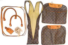 the louis vuitton needed to be completely disassembled in order for piping to be replaced ed dry and deteriorated there was little chance of the