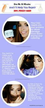 Best 25 Dry Frizzy Hair Ideas On Pinterest Dry Hair Treatment