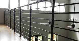 Designs: Horizontal Tube Rails