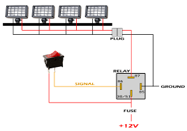 12v spot light wiring diagram images the diagram below shows a led light bar wiring diagram pictures to pin