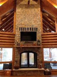 custom see through wood burning indoor outdoor fireplace acucraft large fireplaces view cast iron surround gas maintenance companies tabletop dimplex