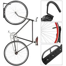 bicycle wall hanging hook 2 pack for