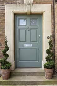 Image Composite Greygreen Front Door Pinterest Greygreen Front Door Paint In 2019 Front Door Colors Painted