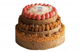 Cakeout Indomie Cake 3 Stacks