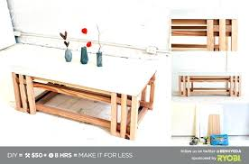 diy concrete table homemade modern concrete wood coffee table postcard diy concrete table tops