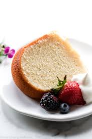 Perfect Cream Cheese Pound Cake Video Sallys Baking Addiction