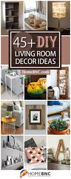 Interior Design Ideas Diy With Low Budget 45 Best Diy Living Room Decorating Ideas And Designs For 2019