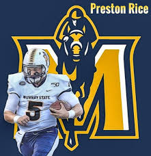 "NCAAF Nation on Twitter: ""⚪ QB Spotlight ⚪ Preston Rice - Murray State •  Rice had a big season in 2019. He threw for 2,932 yards 20 Touchdowns and  rushed for 366"