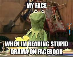 kermit meme my face when.  Kermit Funny Memes U2013 My Face When Reading Stupid Drama Throughout Kermit Meme Face When