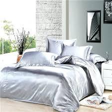 white duvet cover king duvet set queen comforter and duvet sets genuine silk soft satin single