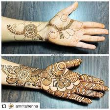 Mehandi Design In Arabic Style 25 Gorgeous Rakshabandhan Mehndi Designs 2019 Latest