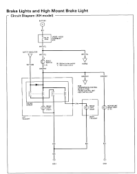 fuse box diagram honda del sol 1993 fuse wiring diagrams