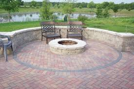 diy paving project ideas clay brick