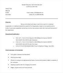 Sample Resume For A Call Center Agent Call Center Team Leader Resume Samples Velvet Jobs Examples