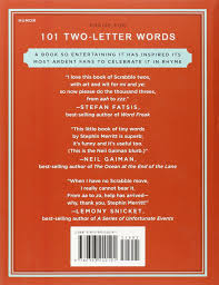 funny 5 letter words 101 two letter words amazon de stephen merritt fremdsprachige bücher